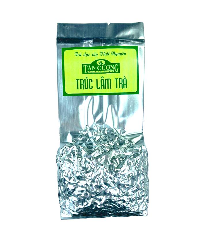 Вьетнамский зеленый чай Truc Lam Tra крупнолистовой, Tan Cuong Hoang Binh (100 г)