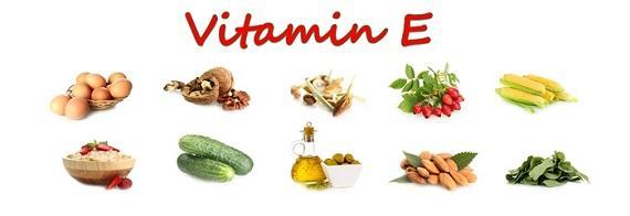 Витамин E в капсулах алоэ вера
