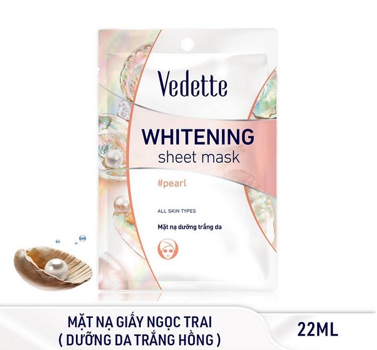 Жемчуг маска Vedette