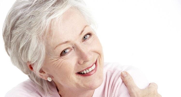 Женщина долголетие