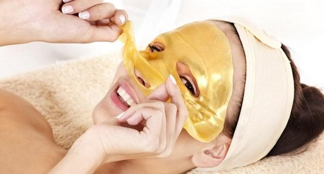 Gold Bio Collagen Facial Mask