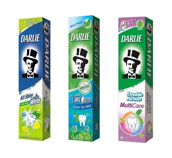 Тайская зубная паста Darlie